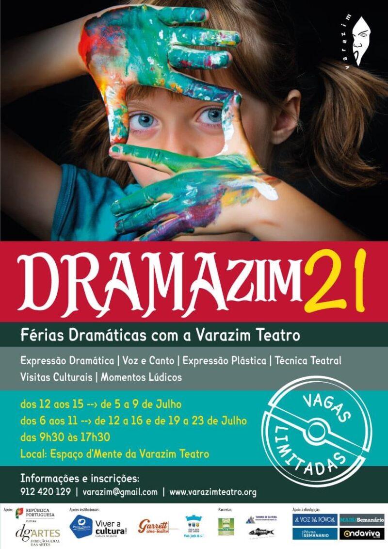 Imagem principal do artigo Dramazim'21